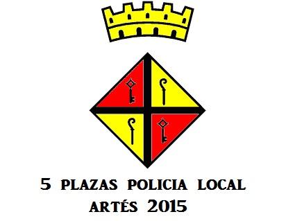 Oposiciones Policia Local de Artés (Barcelona)