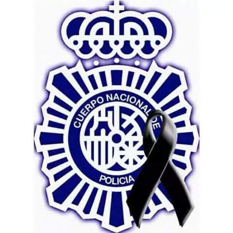 LUTO EN LA POLICIA NACIONAL POR EL ATENTADO DE KABUL