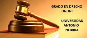 grado en derecho online